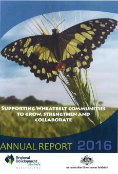 RDA Wheatbelt Annual Report 2015-16
