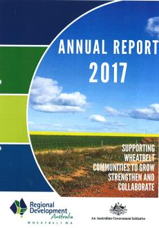 RDA Wheatbelt Annual Report 2016-17