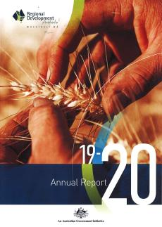 RDA Wheatbelt Annual Report 2019-20
