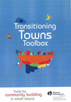 Transitioning Towns Toolbox - RDA Loddon Mallee