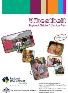 Wheatbelt Regional Children's Services Plan